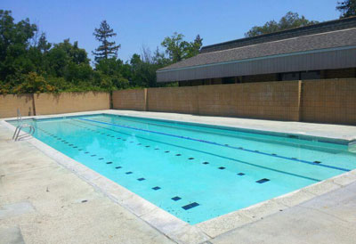 Los Gatos Pool
